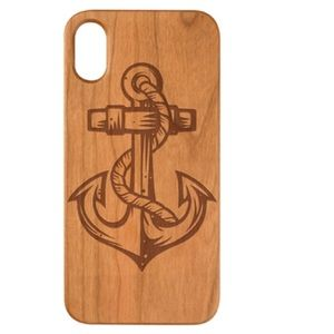 Accessories - Anchor Wood Case